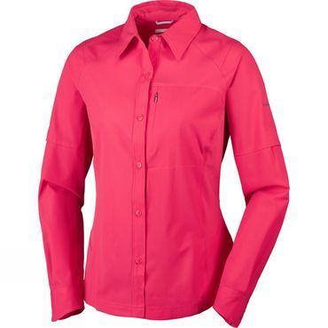 Womens Silver Ridge Long Sleeve Shirt