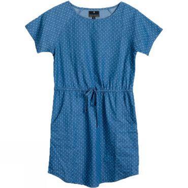Womens Maddison Chambray Dress